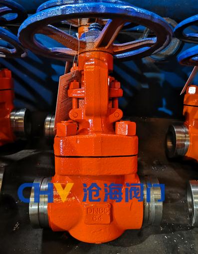 KPZF-83-6Q高压沟槽闸阀