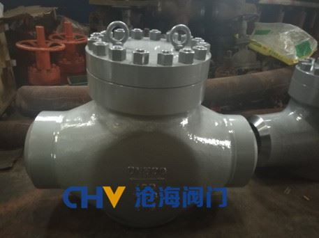 H61Y-320高压焊接止回阀
